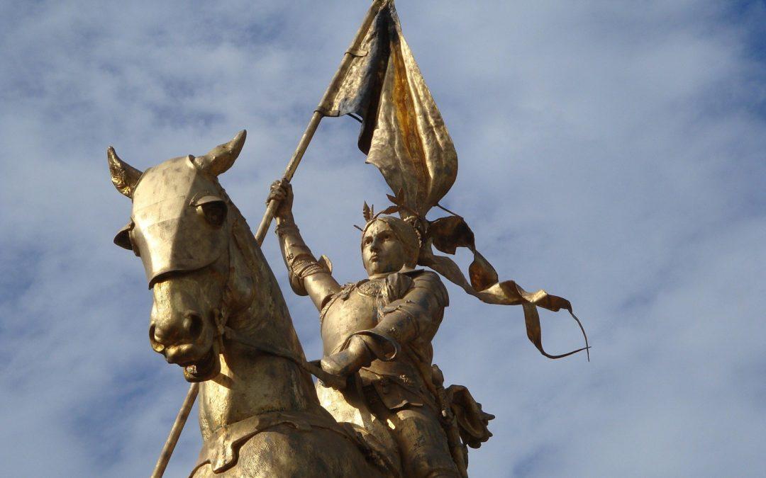 Fête de sainte Jeanne d'Arc