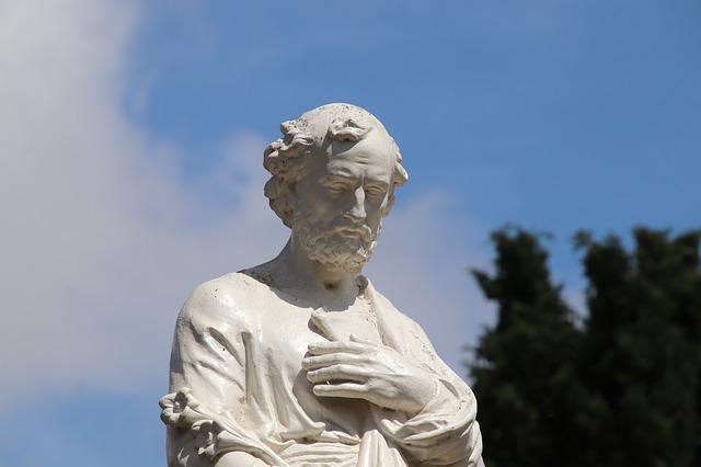 19 Mars: Saint Joseph, époux de la Vierge Marie