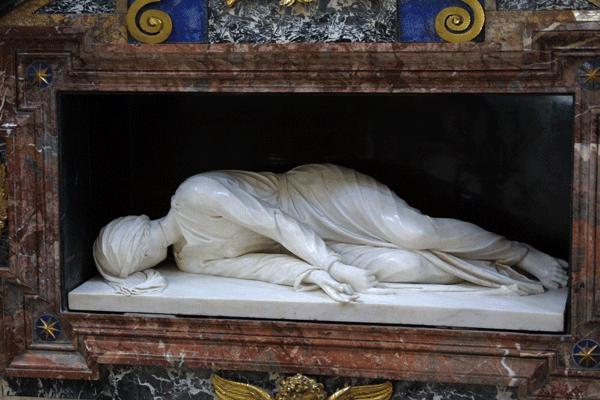 22 novembre : sainte Cécile