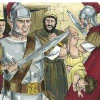 28 Décembre: Les Saints Innocents
