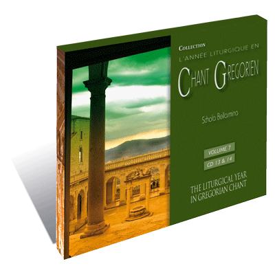 L'année liturgique en chant grégorien volume 7